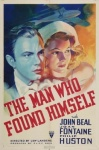 The man who found himself 1937 poster