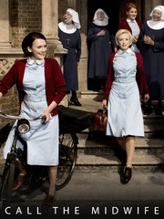 Call the midwife cover with nuns