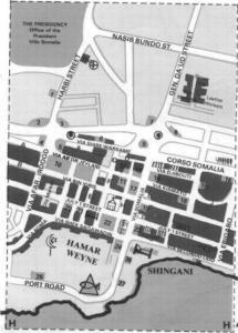 map mogadiscio hamar wein