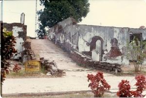 at Makassar entrance