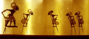 Wayang, puppet theatre