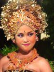 Bali dancer Ramayana