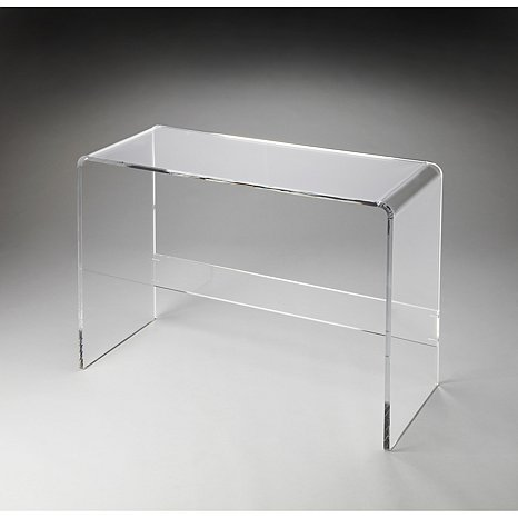 Attractive Continuing With A Discussion On Bali » Acrylic Sofa Table In Acrylic
