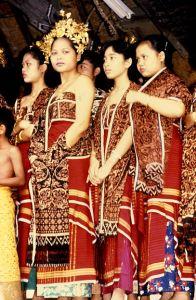 the geringsing dress