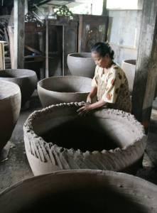 bali-pottery
