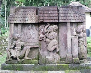 ironsmith-keris-relief-at-sukuh-temple